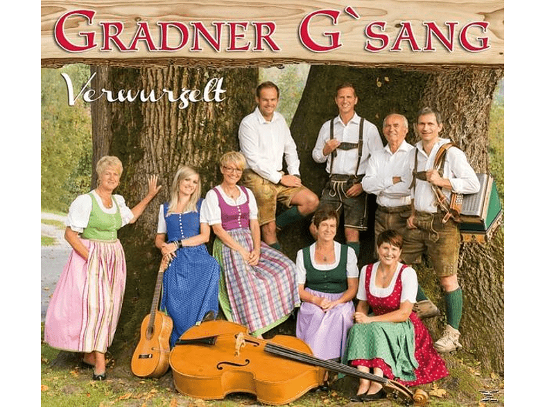 Gradner G'sang - Verwurzelt [CD]