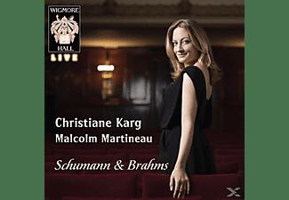Christiane Karg, Malcolm Martineau - Christiane Karg  - (CD)