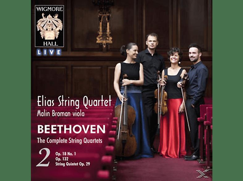 Elias String Quartet - Sämtliche Streichquartette Vol.2 [CD]
