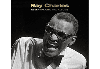 Ray Charles - Essential Original Albums  - (CD)