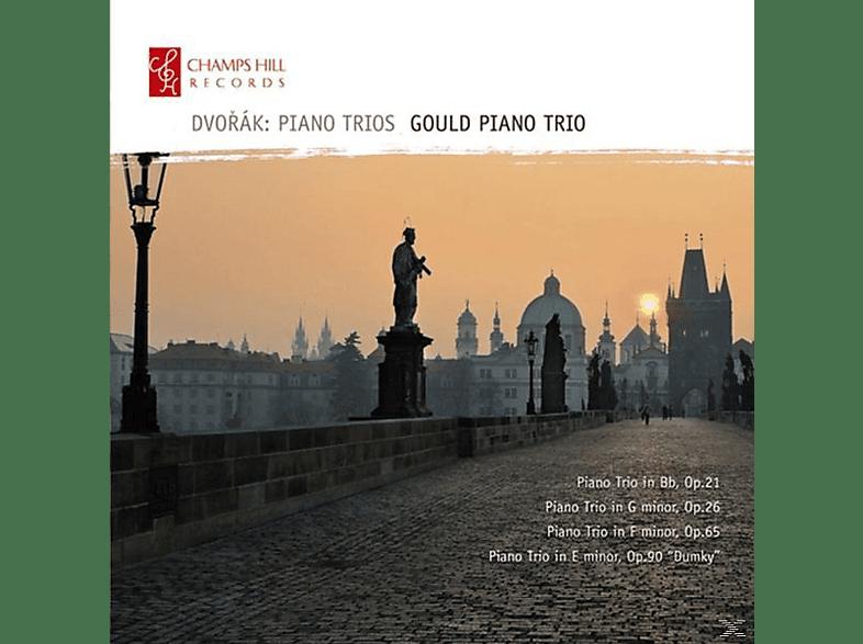 Gould Piano Trio - Die Klaviertrios [CD]