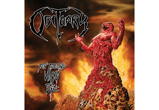 Obituary - Ten Thousand Ways To Die (EP)  - (CD)