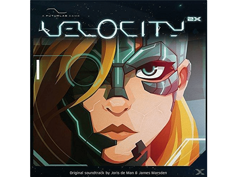 Joris De Man, James Marsden - Velocity 2x-Official Video Game S [LP + Download]