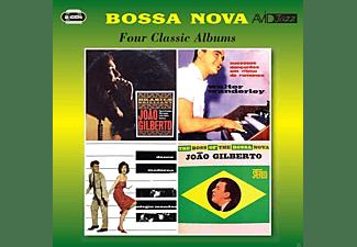Walter Wanderley, Sergio Mendes, João Gilberto - Bossa Nova-Four Classic Albums  - (CD)