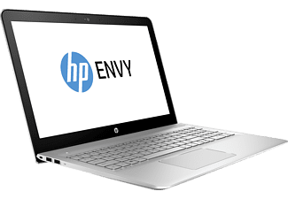 HP ENVY 15-as132ng, Notebook mit 15,6 Zoll Display, Core™ i7 Prozessor, 8 GB RAM, 1 TB HDD, 128 GB SSD, HD-Grafik 620, Natural Silver