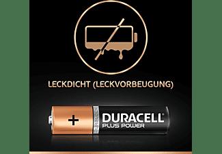 DURACELL Plus Power  AAA Micro Batterie, Alkaline, 1.5 Volt 24 Stück