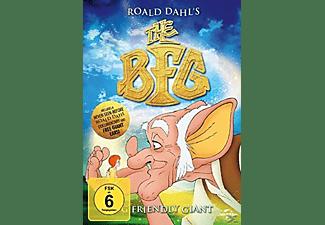 The Big Friendly Giant - Sophie und der Riese DVD