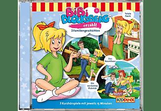 Bibi Blocksberg erzählt... - Folge 1: Familiengeschichten  - (CD)
