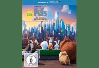 PETS (Limitierte Steelbook Edition) - (Blu-ray)
