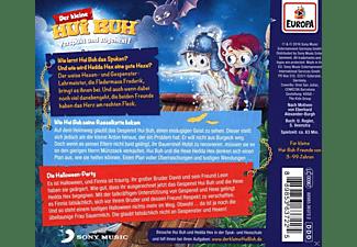 Der Kleine Hui Buh - 002/Hui Buh und seine Rasselkette/Halloween-Party  - (CD)