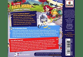 Der Kleine Hui Buh - 001/Die verschwundene Stunde/Sven will zur Feuerwe  - (CD)