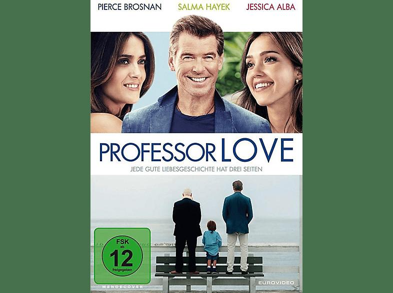 Professor Love - Jede gute Liebesgeschichte hat drei Seiten [DVD]
