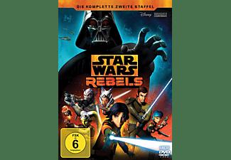 Star Wars Rebels: Staffel 2 DVD