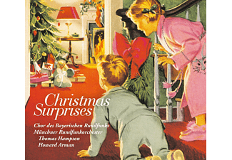 Howard Arman - Christmas Surprises - (CD)
