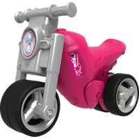 BIG 800056362 Laufrad, Pink