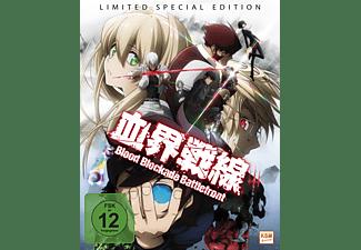 Blood Blockade Battlefront Limited Edition Vol. 1-3 Blu-ray