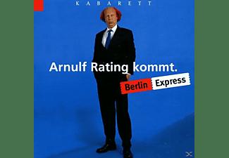 Arnulf Rating - Berlin Express  - (CD)