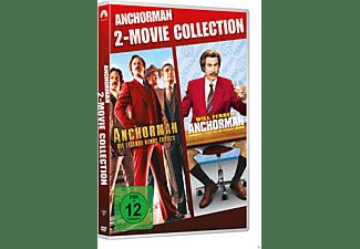Anchorman Box DVD