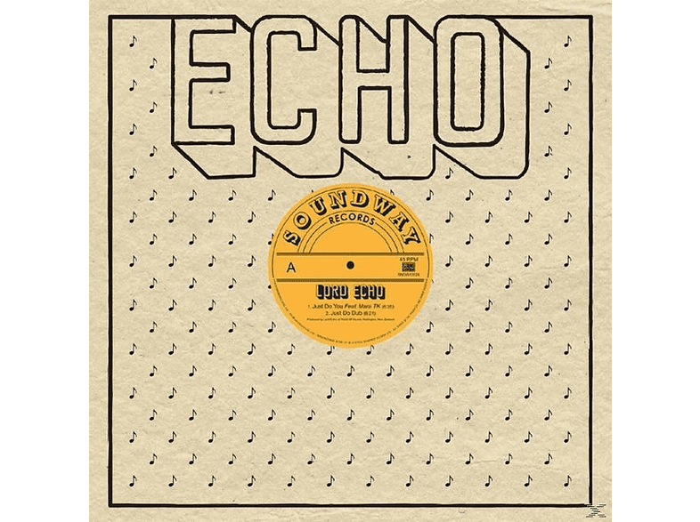 Lord Echo - Just Do You [Vinyl]