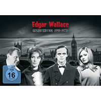 Edgar Wallace Gesamtedition (1959-1972) DVD