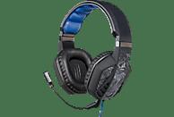 HAMA uRage SoundZ Gaming Headset Dunkelgrau/Schwarz