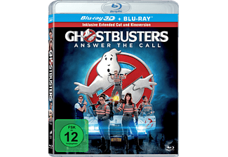 Ghostbusters 3D Blu-ray (+2D)