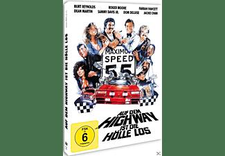 Auf dem Highway ist die Hölle los DVD