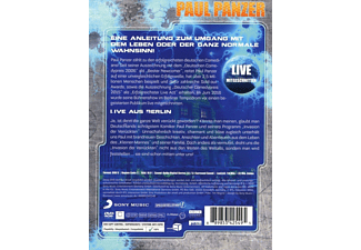 Paul Panzer - Invasion der Verrückten DVD