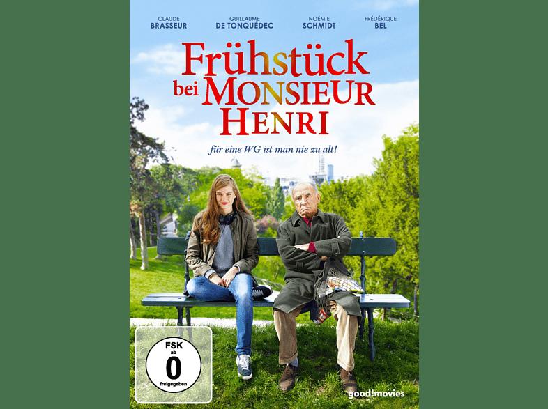 Frühstück bei Monsieur Henri [DVD]