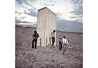 The Who - Who's Next (Blue Vinyl)  - (Vinyl)