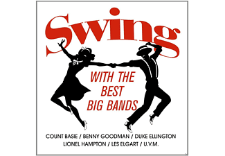 VARIOUS - Swing With The Best Big Bands  - (Vinyl)