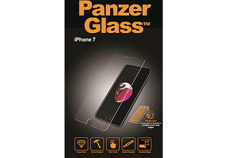 PANZERGLASS voor iPhone 6 / 6s / 7 / 8 Transparant