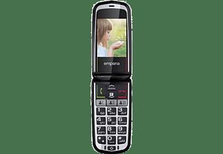 EMPORIA Mobiltelefon Comfort, Grau