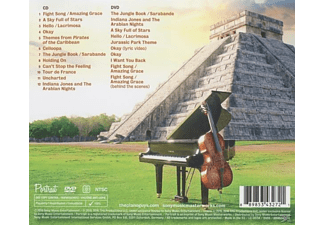 Piano Guys - Uncharted (Deluxe Version CD+DVD)  - (CD + DVD Video)