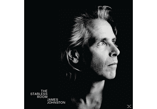 James Johnston - The Starless Room  - (CD)