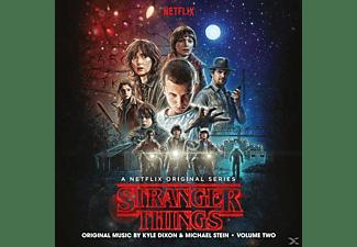 Kyle Dixon, Michael Stein - Stranger Things Season 1,Vol.2 (OST)  - (CD)