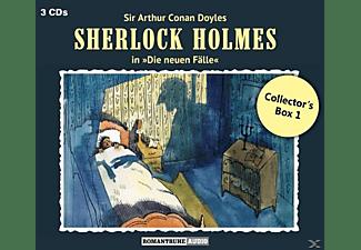 Holmes Sherlock - Die Neuen Fälle: Collector's Box 1 (3 CDs)  - (CD)