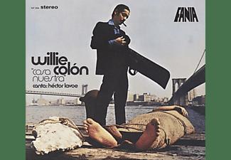 Willie Colón - Cosa Nuestra (Remastered)  - (Vinyl)