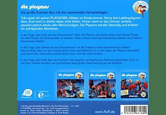 Die Playmos - Die Große Drachen-Box  - (CD)