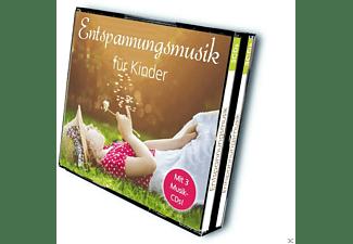 VARIOUS - Entspannungsmusik Für Kinder  - (CD)