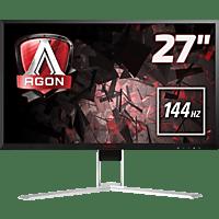 AOC AGON AG271QX 27 Zoll QHD Gaming Monitor (1 ms Reaktionszeit, FreeSync, 144 Hz)