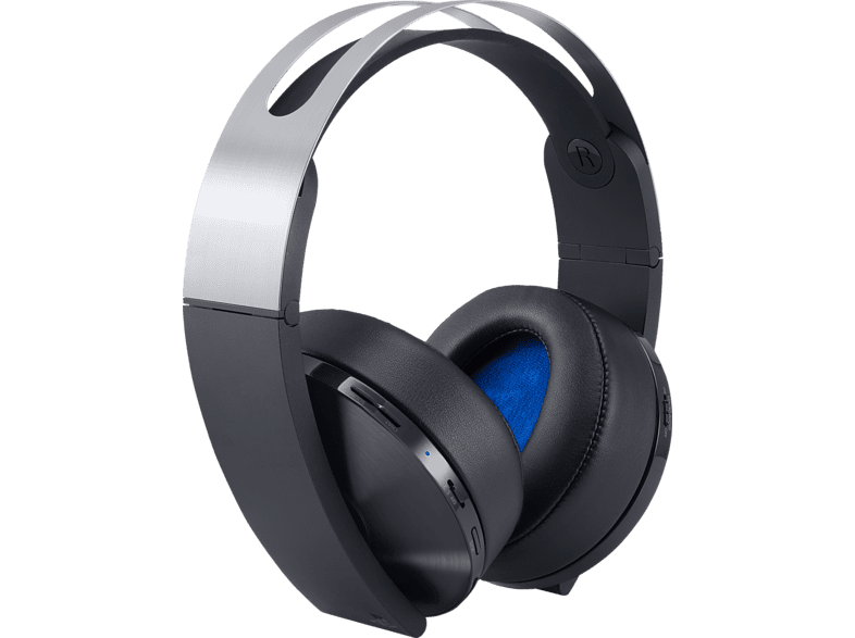 SONY Platin Edition Gaming Headset, Schwarz/Silber