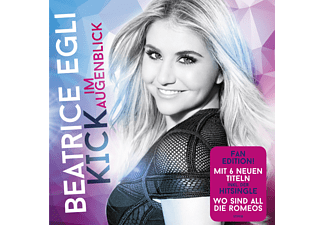 Beatrice Egli - Kick im Augenblick (Fan Edition)  - (CD)