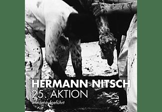Hermann Nitsch - Orgien Mysterien Theater-25.Aktion  - (Vinyl)