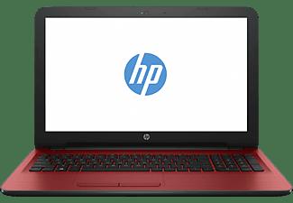 HP 15-ay176ng, Notebook mit 15,6 Zoll Display, Intel® Core™ i5 Prozessor, 8 GB RAM, 256 GB SSD, Radeon R5 M430, Cardinal Red