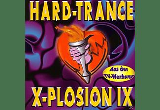 VARIOUS - Hard-Trance-X-Plosion IX  - (CD)