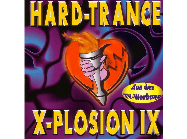 VARIOUS - Hard-Trance-X-Plosion IX [CD]