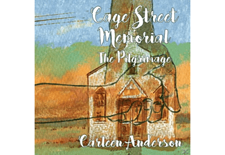 Carleen Anderson - Cage Street Memorial-The Pilgrimage  - (CD)