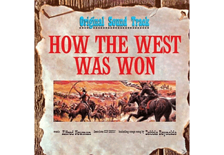 Alfred Newman - How The West Was Won  - (CD)