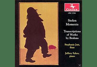 Stephanie Jutt, Jeffrey Sykes, VARIOUS - Stolen Moments  - (CD)